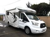 camping car CHAUSSON 628 EB EDITION SPECIALE modèle 2018