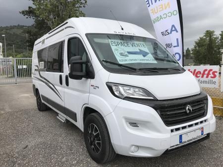 camping car BAVARIA V 600 modele 2018