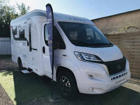 camping car LAIKA KOSMO COMPACT 5 modele 2022