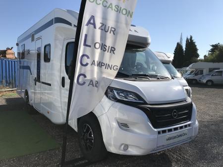 camping car LAIKA KOSMO 512 modele 2022